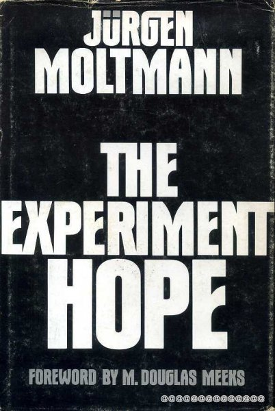 Image for THE EXPERIMENT HOPE