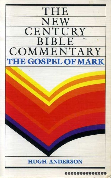 Image for The New Century Bible Commentary : The Gospel of Mark