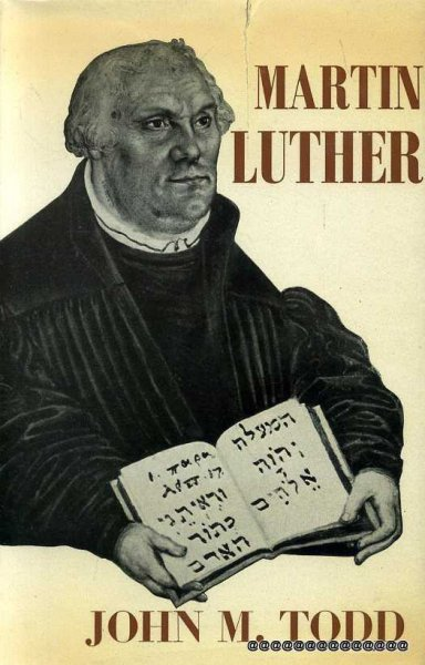 Image for MARTIN LUTHER A Biographical Study