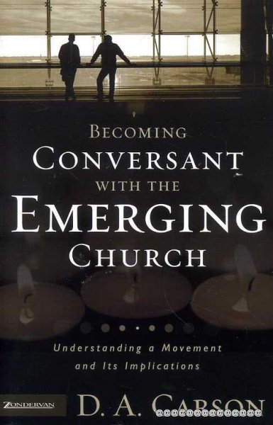 Image for BECOMING CONVERSANT WITH THE EMERGING CHURCH