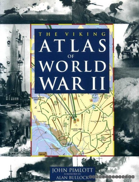 Image for THE VIKING ATLAS OF WORLD WAR II