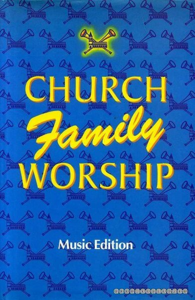 Image for CHURCH FAMILY WORSHIP Music edition