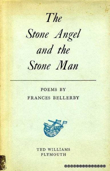 Image for THE STONE ANGEL AND THE STONE MAN Poems