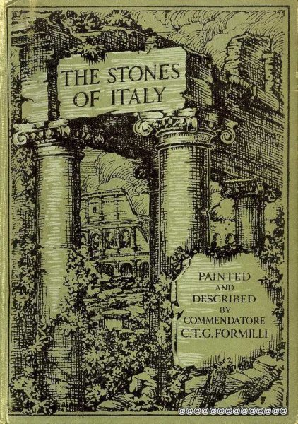Image for The Stones of Italy