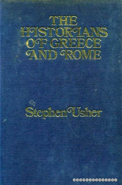 Image for THE HISTORIANS OF GREECE AND ROME