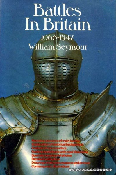 Image for BATTLES IN BRITAIN and their political background Volume I 1066-1547