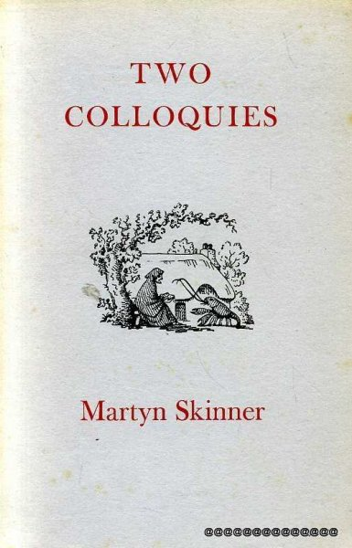 Image for TWO COLLOQUIES