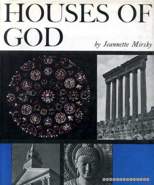 Image for HOUSES OF GOD