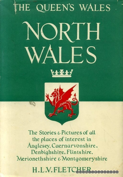Image for NORTH WALES (The Queen's Wales)