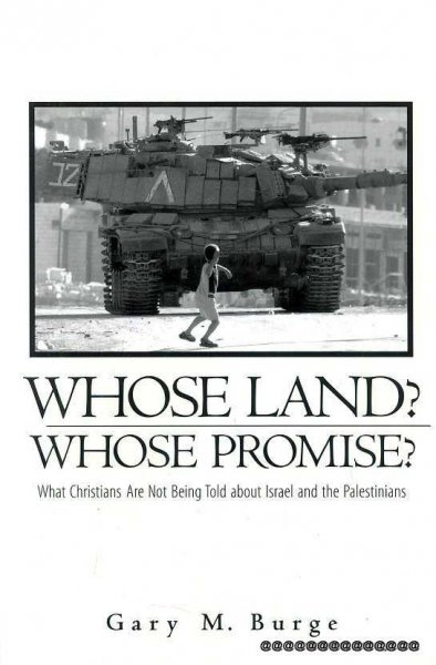 Image for WHOSE PROMISED LAND? What Christians are not being told about Israel and the Palestinians