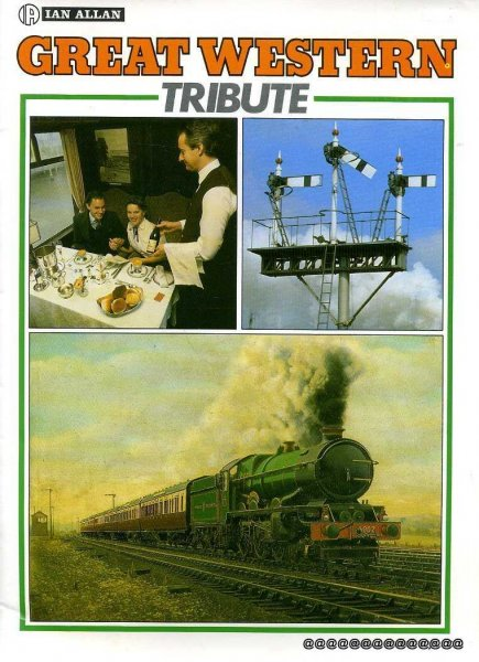 Image for GREAT WESTERN TRIBUTE