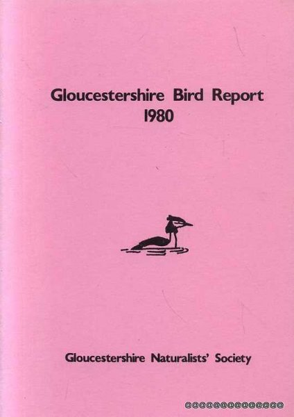Image for GLOUCESTERSHIRE BIRD REPORT 1980