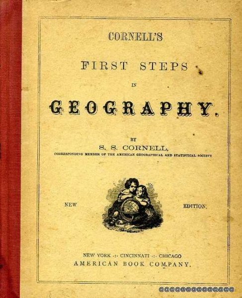 Image for CORNELL'S FIRST STEPS IN GEOGRAPHY