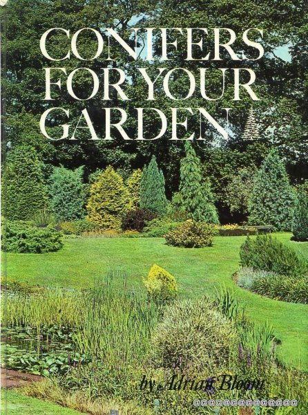 Image for CONIFERS FOR YOUR GARDEN