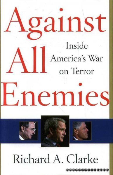 Image for AGAINST ALL ENEMIES inside America's war on terror