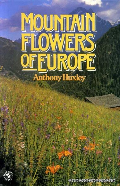 Image for Mountain Flowers (of Europe) in Colour