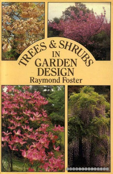 Image for TREES AND SHRUBS IN GARDEN DESIGN