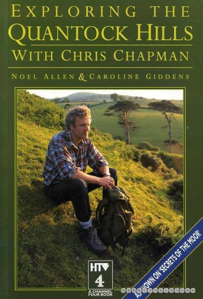 Image for EXPLORING THE QUANTOCK HILLS WITH CHRIS CHAPMAN