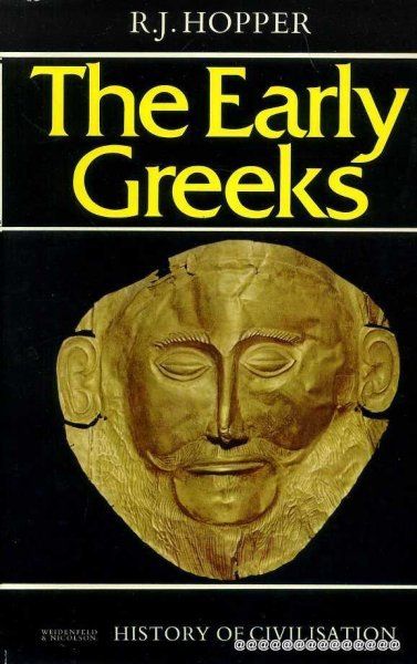 Image for THE EARLY GREEKS