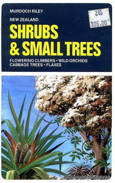 Image for NEW ZEALAND SHRUBS AND SMALL TREES