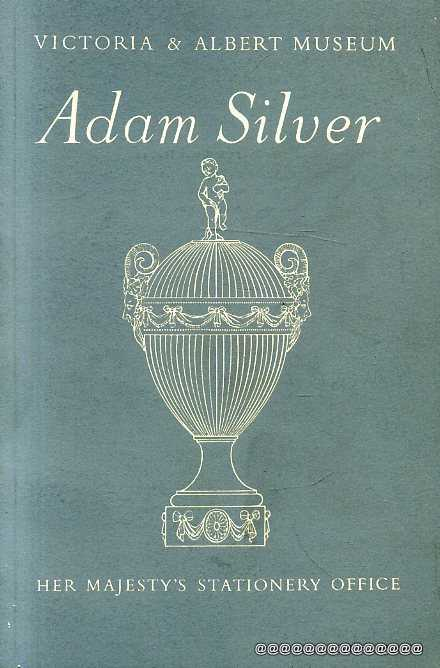 Image for ADAM SILVER (Small Picture Book No 35)