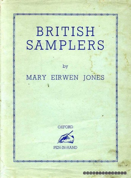 Image for BRITISH SAMPLERS