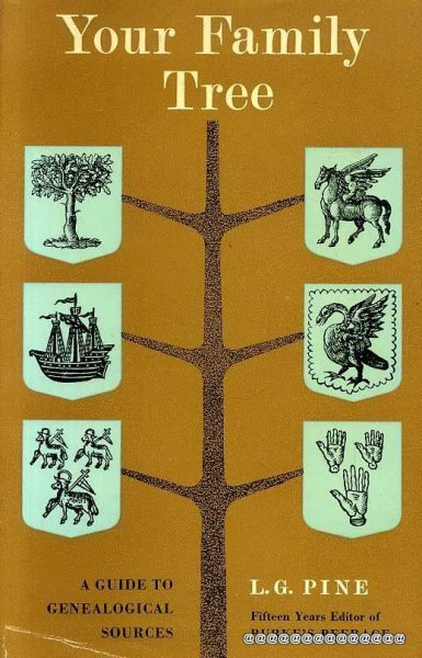 Image for YOUR FAMILY TREE a guide to genealogical sources