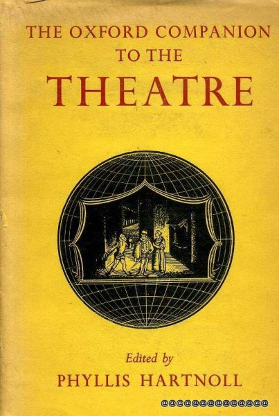 Image for THE OXFORD COMPANION TO THE THEATRE