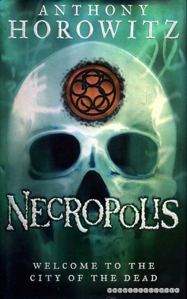 Image for NECROPOLIS The Power of Five, Book Four