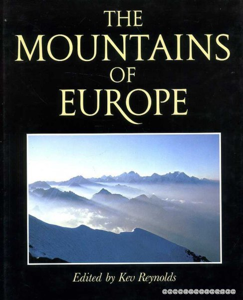 Image for THE MOUNTAINS OF EUROPE