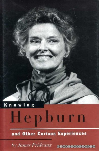 Image for KNOWING HEPBURN an other curious expereinces