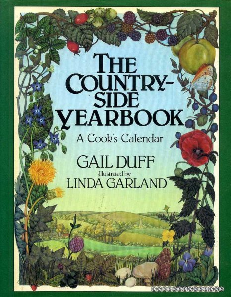 Image for THE COUNTRYSIDE YEARBOOK a cook's calendar