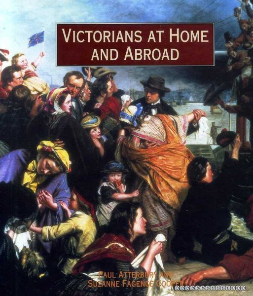 Image for VICTORIANS AT HOME AND ABROAD
