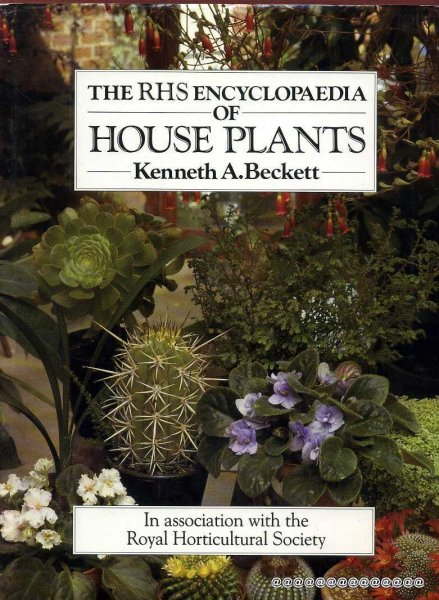 Image for THE RHS ENCYCLOPAEDIA OF HOUSE PLANTS including Conservatory Plants