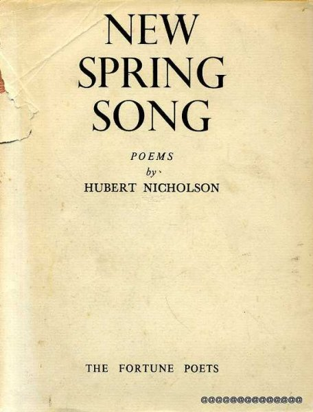 Image for NEW SPRING SONG Poems