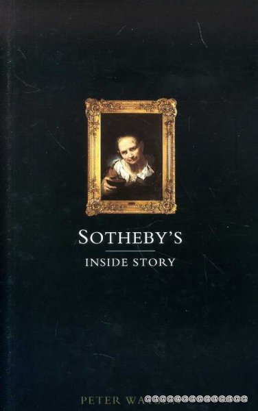 Image for Sotheby's: Inside Story