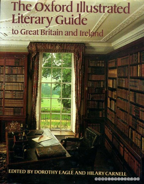Image for The Oxford Illustrated Literary Guide to Great Britain and Ireland