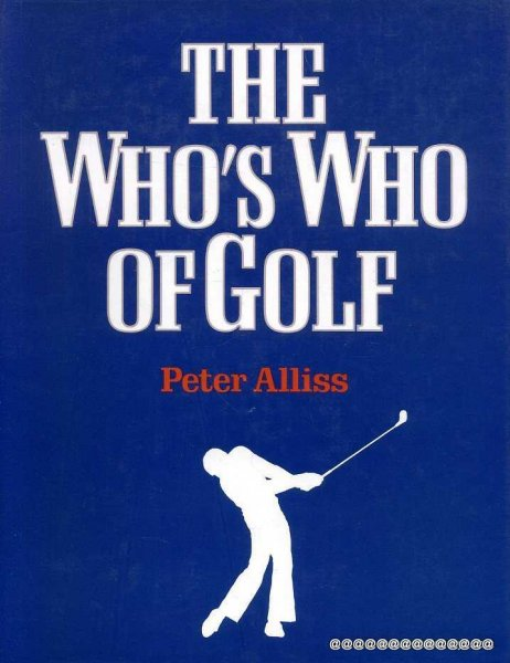 Image for The Who's Who of Golf