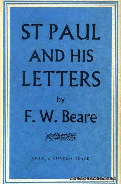Image for St Paul and His Letters