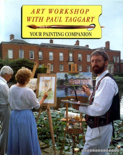 Image for Art Workshop With Paul Taggart: Your Painting Companion
