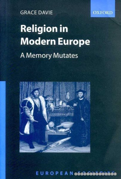 Image for Religion in Modern Europe : A Memory Mutates