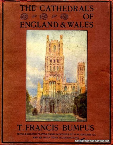 Image for THE CATHEDRALS OF ENGLAND AND WALES