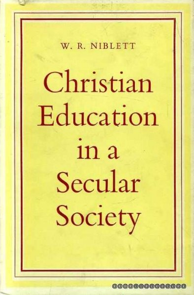 Image for Christian Education in a Secular Society