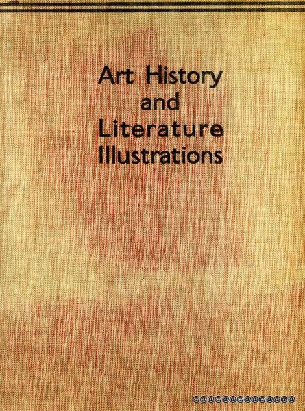 Image for Art, History & Literature Illustrations as ereis of 18 coloured and 100 half-tone illustrations