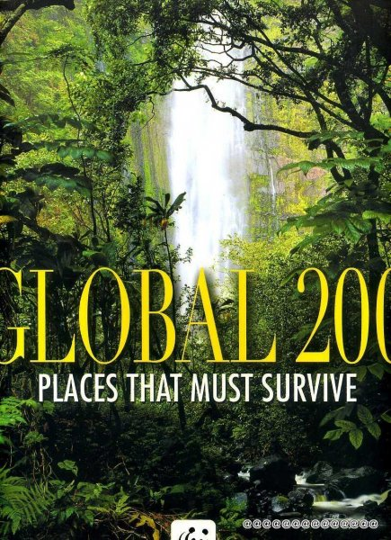 Image for Global 200: Places That Must Survive
