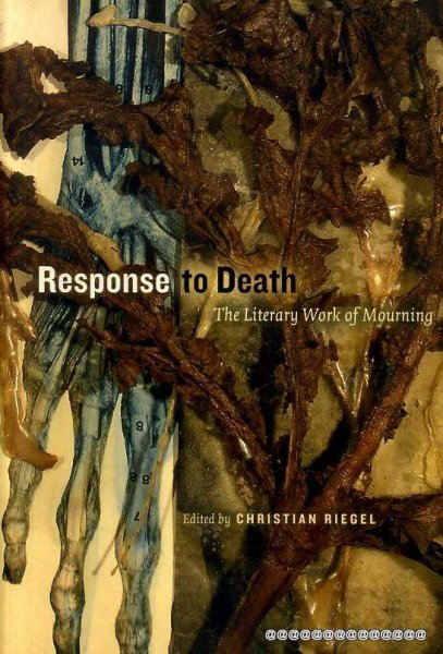 Image for Response To Death: The Literary Work Of Mourning