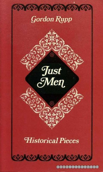 Image for Just Men: Historical Pieces