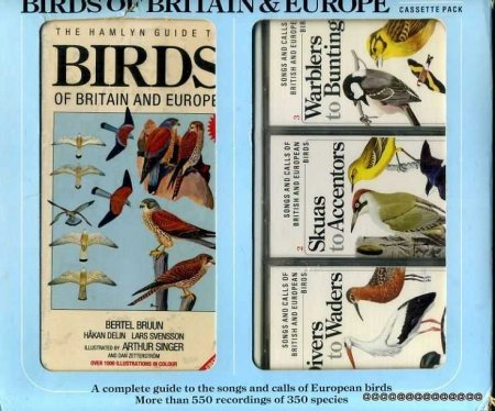 Image for The Hamlyn Guide to the Birds of Britain and Europe (Book & Cassettes)
