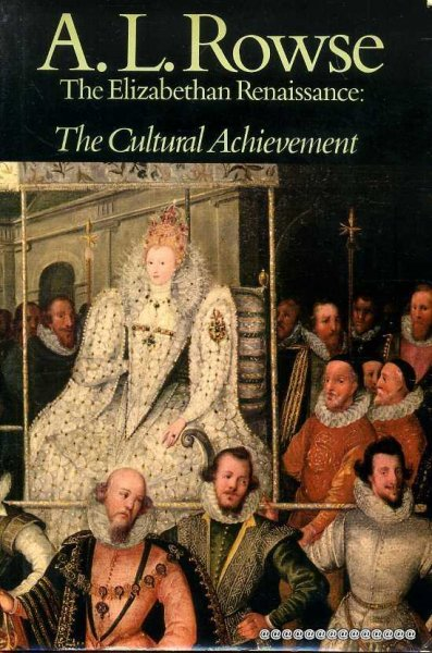 Image for The Elizabethan Renaissance: the cultural achievement