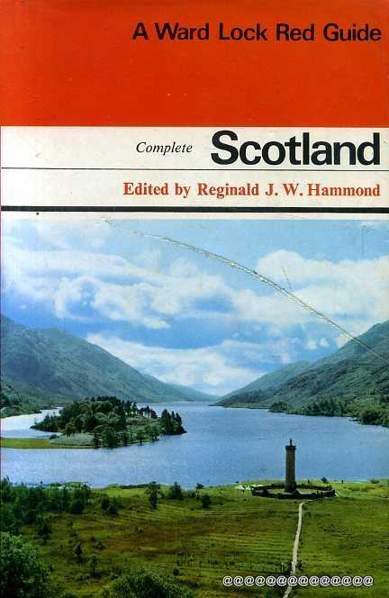 Image for The Complete Scotland a comprehensive survey, based on road, walking, rail and steamer routes